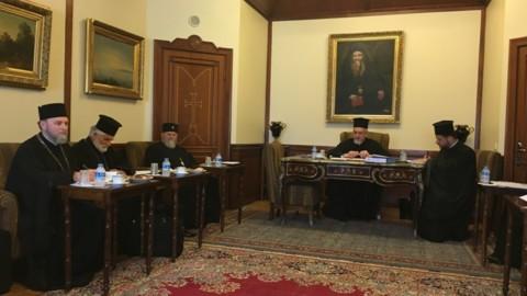 Oficiální návštěva Ekumenického patriarchátu v Istanbulu (Konstantinopol)
