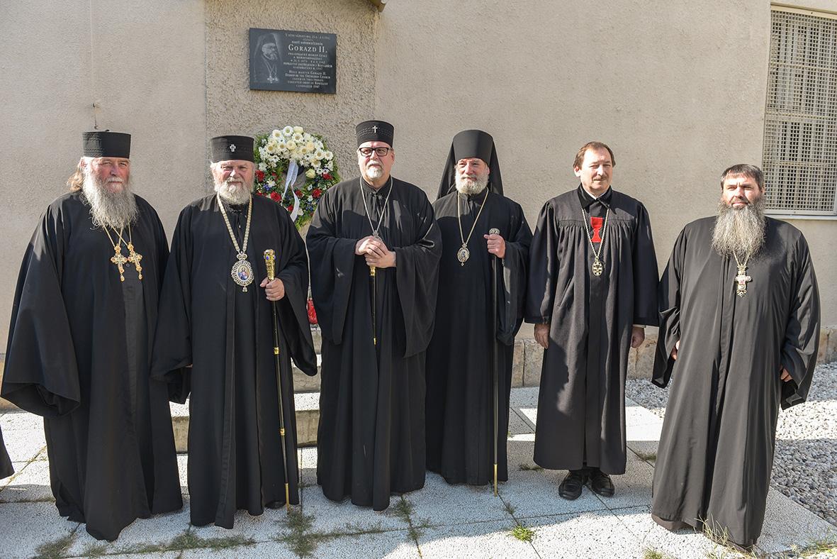 PRAVOSLAVNÁ CÍRKEV V ČESKÝCH ZEMÍCH – Pražská pravoslavná eparchie